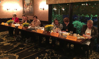 Meadville BPW 2015 Fall District Meeting